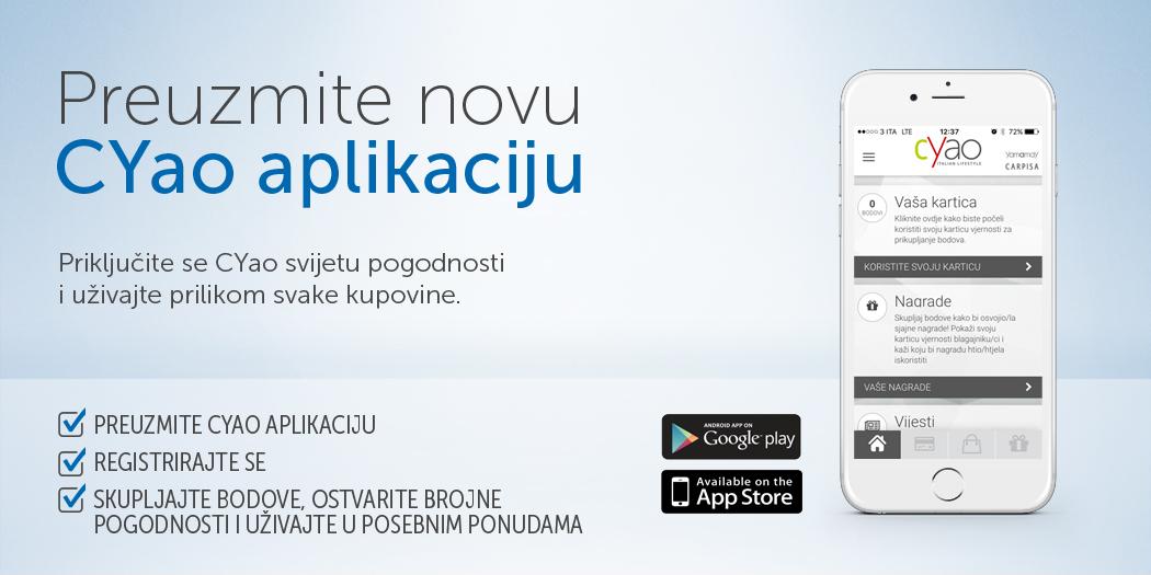 app cyao card